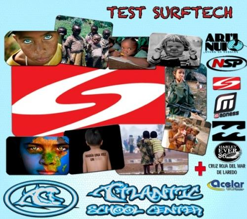 Jornada Solidaria de Atlantic Surf Shop